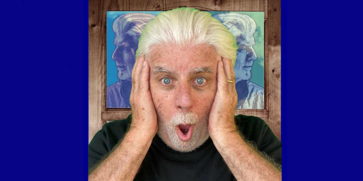 Ahhh! Michael McDonald is doing a livestream!