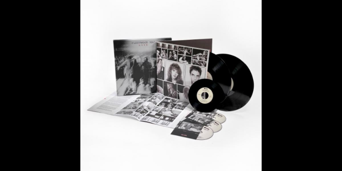 Fleetwood Mac's 'Live' Super Deluxe Edition