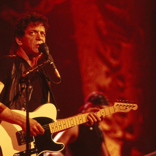 Lou Reed in 2000