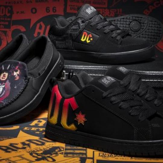 AC/DC SHOES