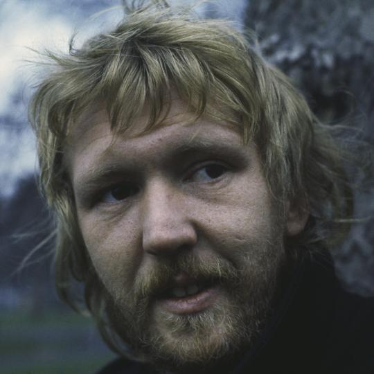 Harry Nilsson in 1972