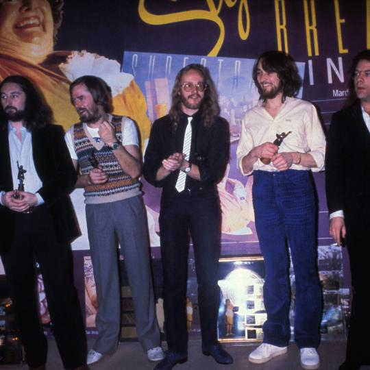 Supertramp in 1979