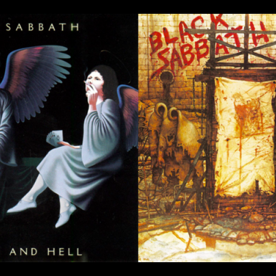 Black Sabbath's 'Heaven and Hell' and 'Mob Rules'