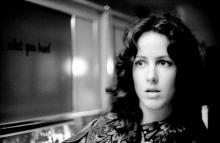 inger Grace Slick of Jefferson Airplane waits backstage before apperaing on KGO-TV circa July, 1970 in San Francisco, California. (Photo by Robert Altman/Michael Ochs Archives/Getty Images)
