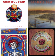 Grateful Dead Spotify Playlist