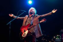 MANCHESTER, TN - JUNE 16: Tom Petty performs during the 2013 Bonnaroo Music & Arts Festival on June 16, 2013 in Manchester, Tennessee. (Photo by Erika Goldring/WireImage)