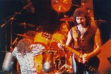Tony Iommi in 1981
