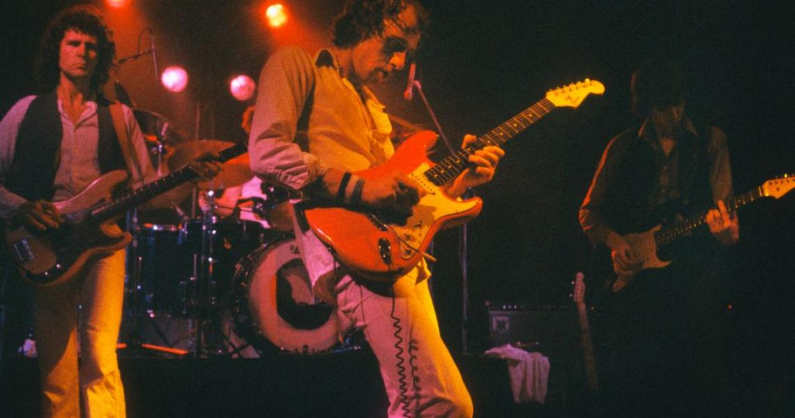 Dire Straits in 1978