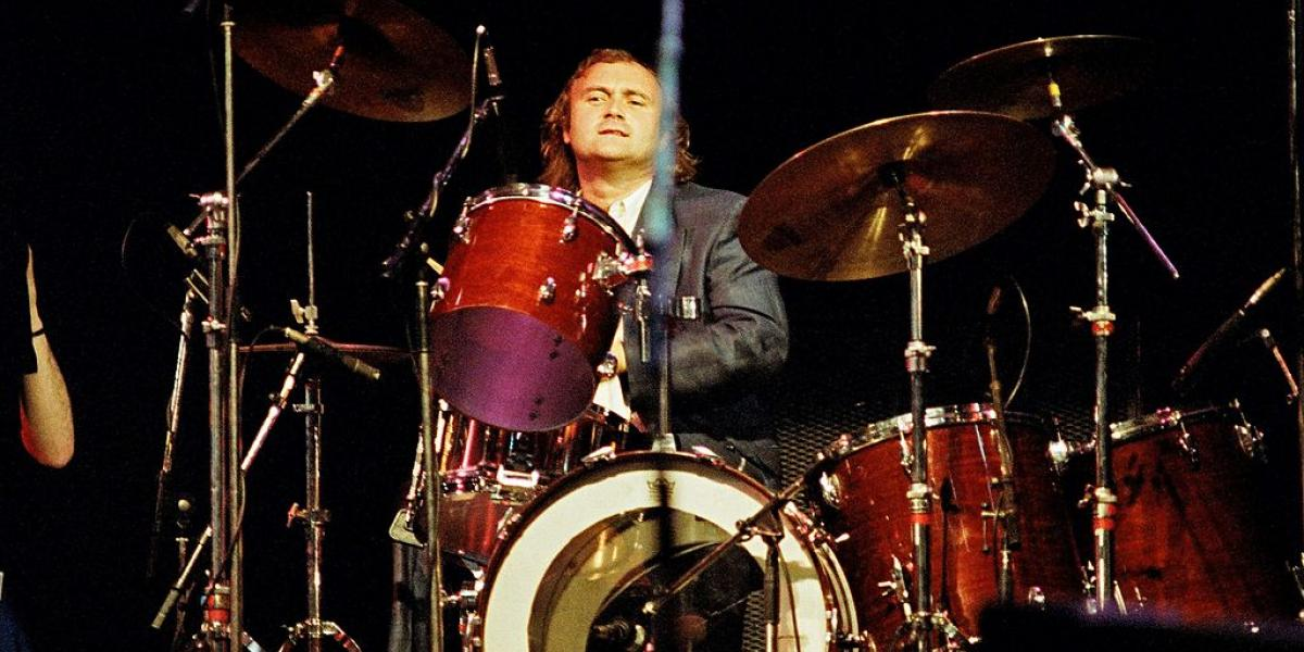 Phil Collins in 1987