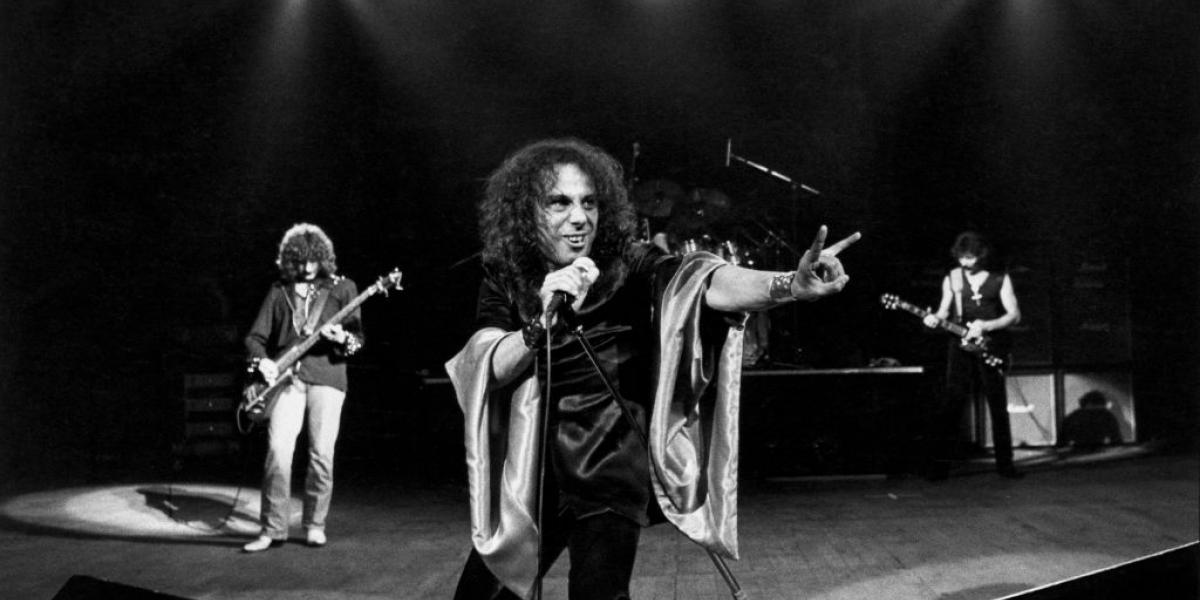 Black Sabbath in concert, 1980