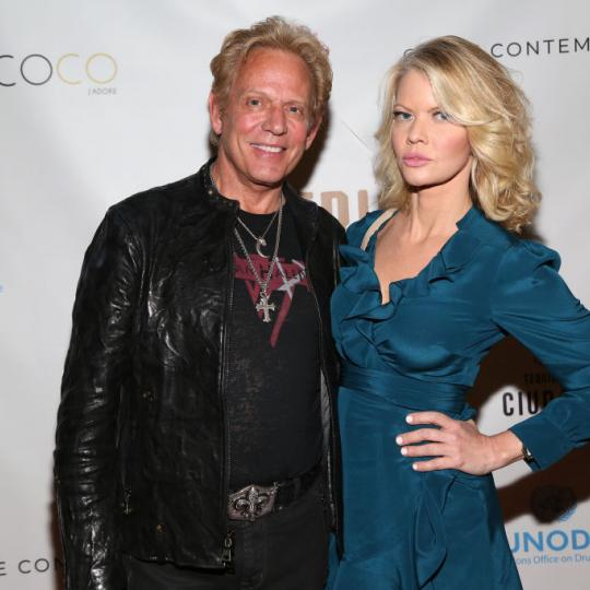 NEW YORK, NEW YORK - SEPTEMBER 10: Don Felder and Diane McInerney attend ACCF Impact Benefit and Auction at Chase Contemporary on September 10, 2019 in New York City. (Photo by Sylvain Gaboury/Patrick McMullan via Getty Images)