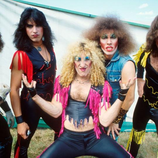 Twisted Sister in 1982