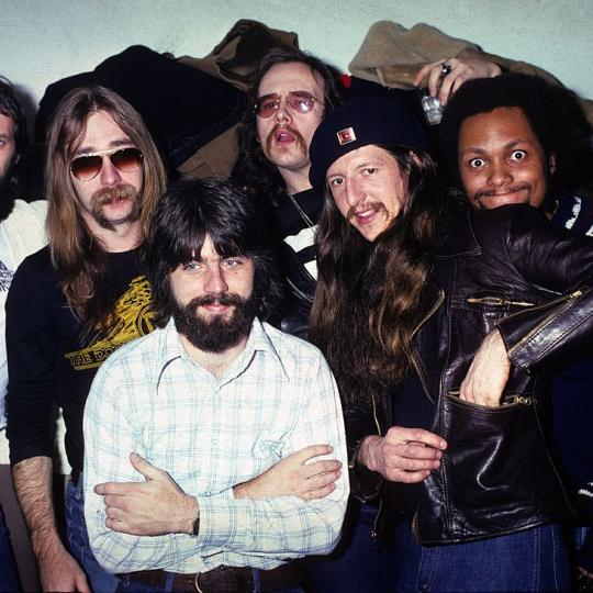 The Doobie Brothers in 1976