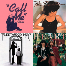 Women of Rock Playlist