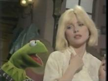 Debbie and Kermit