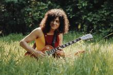 "Marc Bolan of T-Rex, born on September 30, had a huge hit with ""Bang a Gong (Get It On)."""