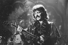 Tony Iommi in 1976