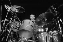 Phil Collins and some big drums