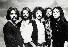 Eagles in 1977